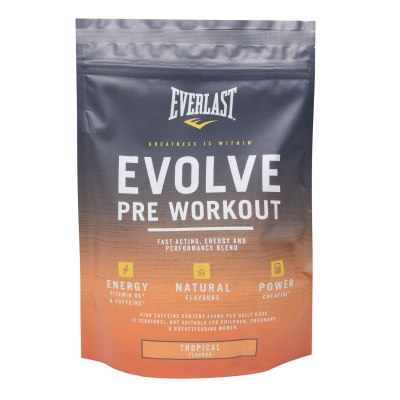 Everlast Evolve Pre-Workout Powder multicolor