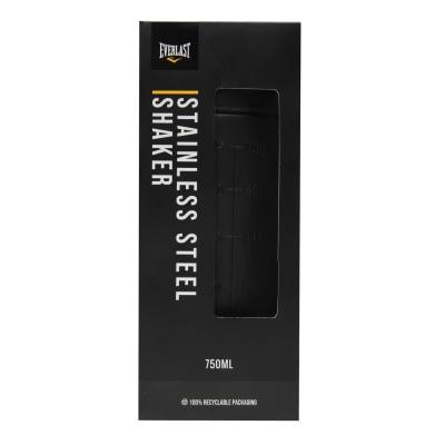 Everlast Stainless Steel Shaker matte negru