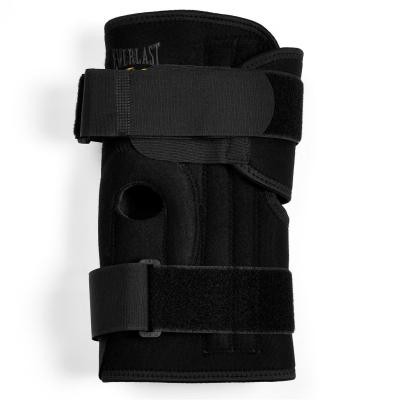 Everlast Strapped Knee Support negru