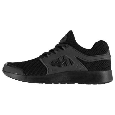 Adidasi sport Everlast Tekko pentru Femei negru glitter
