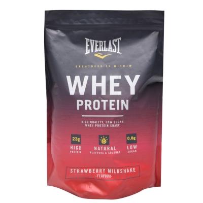 Everlast Whey Protein rosu