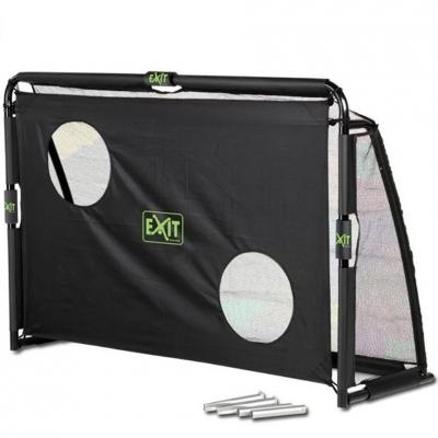 Exit Maestro Soccer Goal 180x120x60 Cm negru 00082
