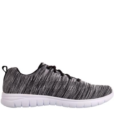 Adidasi sport Fabric Flyer Runner pentru Barbati negru
