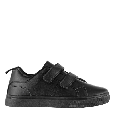 Fabric Low Shoes pentru copii negru