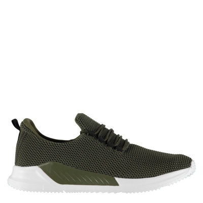 Adidasi sport Fabric Santo pentru Barbati kaki