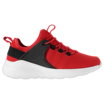 Adidasi sport Fabric Verona pentru Copii rosu alb