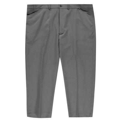Pantaloni Farah Slim Fit pentru Barbati gri