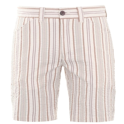 Pantaloni scurti Farah Vintage Farah Vintage Archive cu dungi rosu