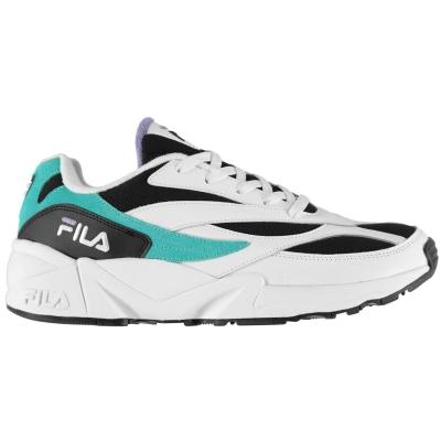 Adidasi sport Fila 94 Low Heritage pentru Barbati negru albastru