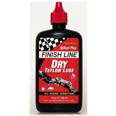Finish Line Teflon Plus Dry Chain Lube - 120ml gri