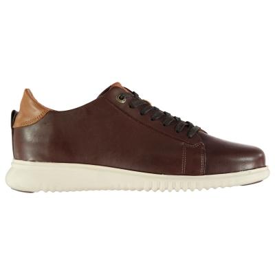 Firetrap Glenwood Casual Shoes pentru Barbati maro