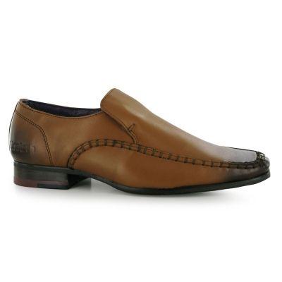 Pantofi fara siret Firetrap Hampton pentru copii maro