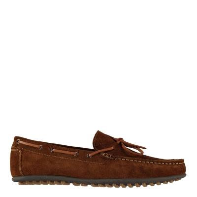 Firetrap Hemsworth Shoes pentru Barbati bej gum