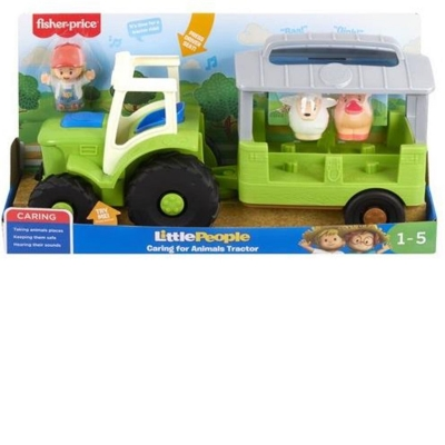 Fisher Price LL Tractor 00