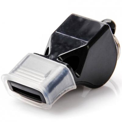 Fluiere Meteor Wolf Plus cu Silicone Mouthpiece negru 38511