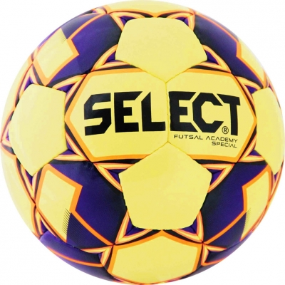 Minge fotbal Select Futsal Academy Special galben-bleumarin 14161