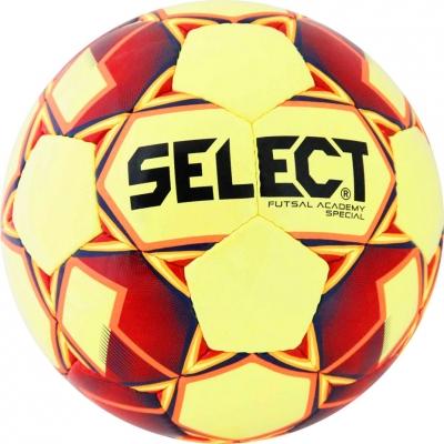 Minge fotbal Select Futsal Academy Special galben rosu 14162