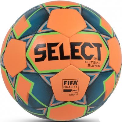 Minge fotbal Select Futsal Super FIFA 2018 portocaliu 14297 copii