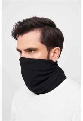 Fular multifunctional negru Brandit