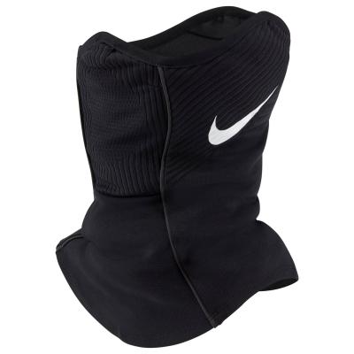 Fular tubular Nike VaporKnit Unisex negru