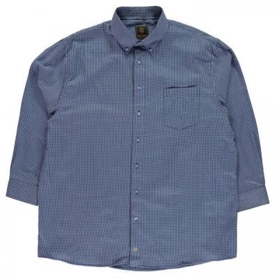 Camasi sport Fusion Dogtooth pentru Barbati albastru