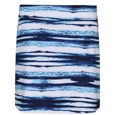 Fusta Callaway Printed pentru Femei albastru