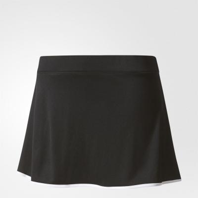 Fusta Fusta pantaloni adidas tenis Aspire pentru femei negru alb