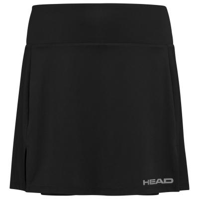Fusta HEAD CLUB B Lng dama negru