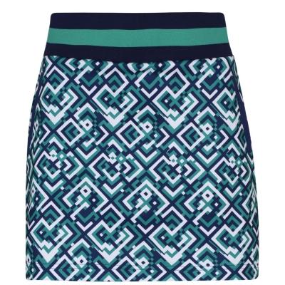 Fusta pantaloni Callaway Print pentru Femei albastru