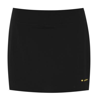 Fusta pantaloni Carlton A Blade pentru Femei negru galben