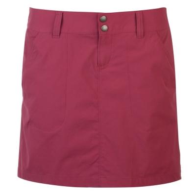 Fusta pantaloni Columbia Trail pentru Femei wine roz inchis