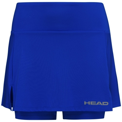 Fusta pantaloni HEAD CLUB Basc pentru copii albastru roial