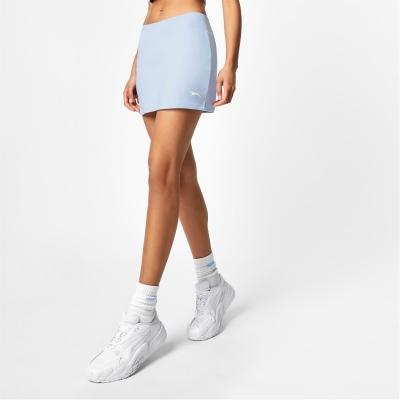 Fusta pantaloni Slazenger x Sophia & Cinzia Court albastru