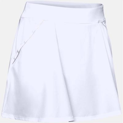 Fusta pantaloni Under Armour Armour Links alb
