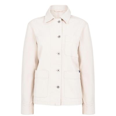Gant Gant D1 Shirt Jkt Ld13 alb