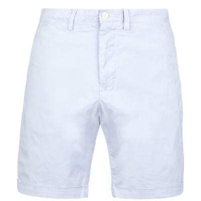 Pantaloni scurti Gant Regular Sunfold pale albastru