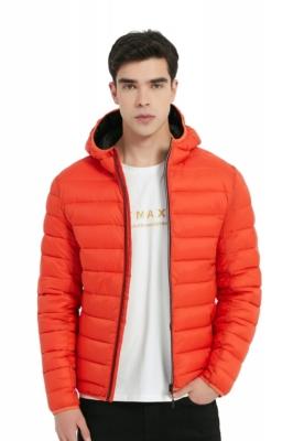 Geaca barbati kymaxx derek 5017-72 portocaliu