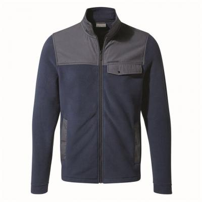 Jacheta Craghoppers Thurso pentru Barbati albastru bleumarin