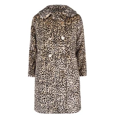 Geaca Curea Biba Biba Leopard Print