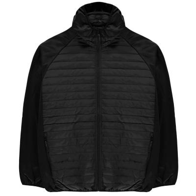Jacheta D555 Oklahoma pentru Barbati negru