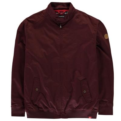 Jacheta D555 Windsor Harrington pentru Barbati rosu