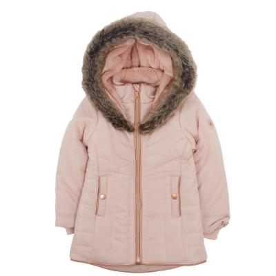 Geaca iarna Firetrap Luxury pentru fete pentru Bebelusi roz