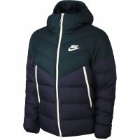 Geacabarbati Nike M DWN Fill WR HD RUS bleumarin-verde AO8911 372