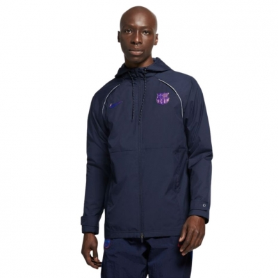 Geaca Jacheta Nike FCB AWF DA2465 451 pentru Barbati