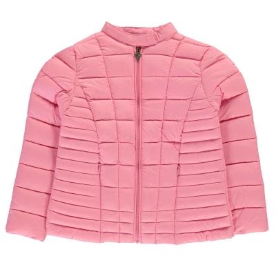 Geaca matlasata Guess termic roz g602