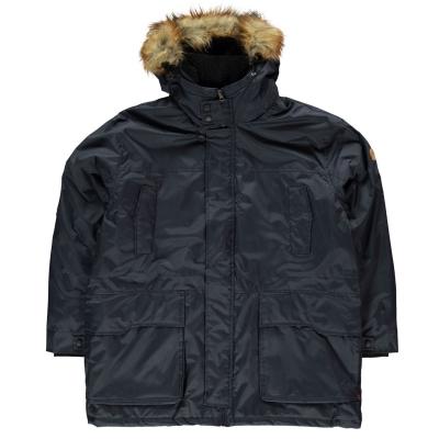 Jacheta parka D555 Lovett pentru Barbati bleumarin