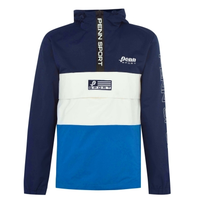 Jacheta de vant PENN pentru Barbati bleumarin verde