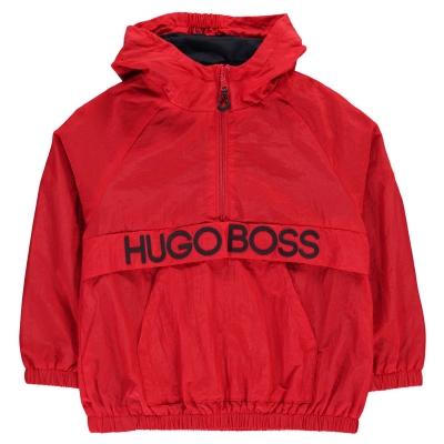 Geaca pentru vant Boss Logo new rosu 97e