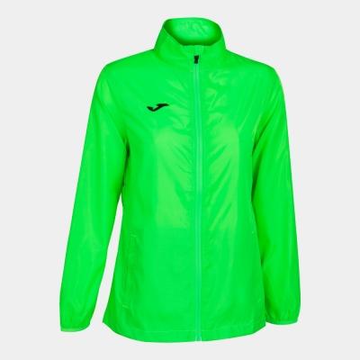 Geaca pentru vant Joma Elite Vii Fluor verde fosforescent