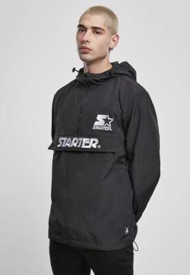 Geaca pentru vant Starter The clasic Logo negru